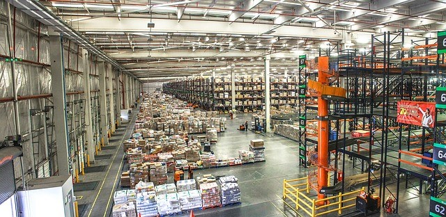 Safe Warehousing